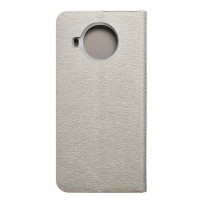 Forcell LUNA Book Gold for Xiaomi Mi 10T Lite 5G silver
