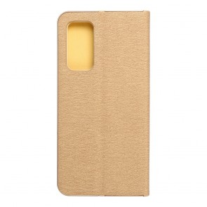 Forcell LUNA Book Gold for Xiaomi Mi 10T Pro 5G / Mi 10T 5G gold