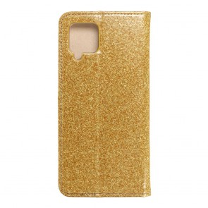 Forcell SHINING Book for  SAMSUNG A42 5G gold