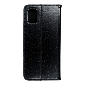 Forcell SHINING Book for  SAMSUNG M51 black