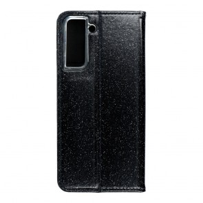 Forcell SHINING Book for  SAMSUNG S21 black