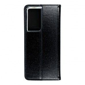 Forcell SHINING Book for  SAMSUNG S21 Ultra black