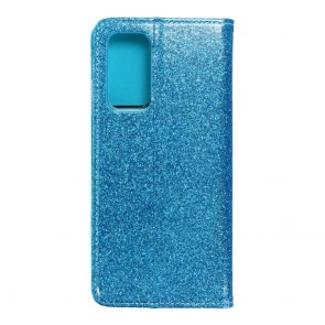 Forcell SHINING Book for  Xiaomi Mi 10T 5G / Mi 10T Pro 5G light blue