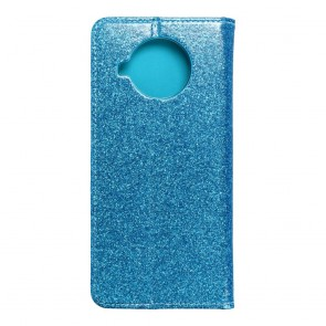 Forcell SHINING Book for  Xiaomi Mi 10T Lite 5G light blue