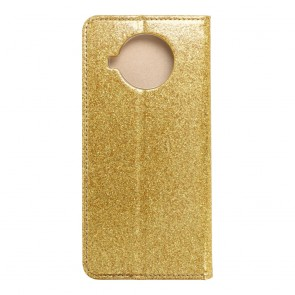 Forcell SHINING Book for  Xiaomi Mi 10T Lite 5G gold