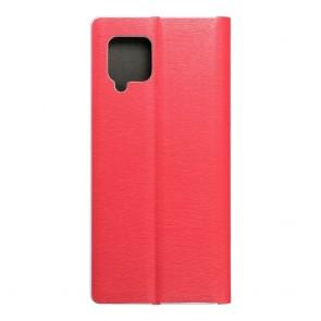 Luna Book Silver for  SAMSUNG A42 5G red