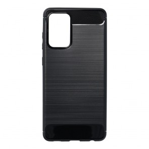 Forcell CARBON Case for SAMSUNG Galaxy A72 LTE ( 4G ) / A72 5G black