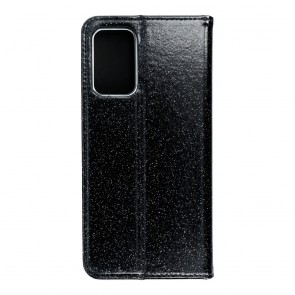 Forcell SHINING Book for  SAMSUNG A72 LTE ( 4G ) black
