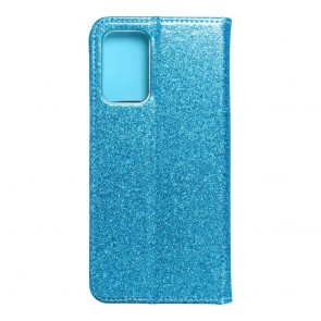 Forcell SHINING Book for SAMSUNG  A72 LTE ( 4G ) light blue