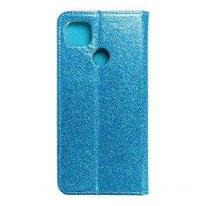 Forcell SHINING Book for Redmi 9C / 9C NFC light blue