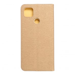 Forcell LUNA Book Gold for Xiaomi Redmi 9C / 9C NFC gold