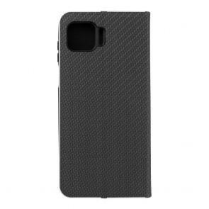 Forcell LUNA Book Carbon for MOTOROLA Motorola G 5G Plus black