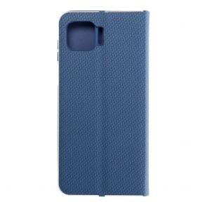 Forcell LUNA Book Carbon for MOTOROLA Motorola G 5G Plus blue