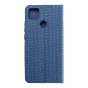 Forcell LUNA Book Carbon for Xiaomi Redmi 9C / 9C NFC blue