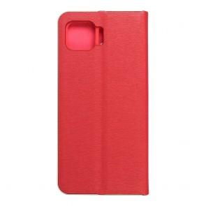 Forcell LUNA Book Gold for MOTOROLA Motorola G 5G Plus red