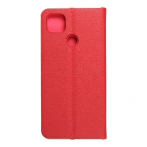 Forcell LUNA Book Gold for XIAOMI Redmi 9C / 9C NFC red