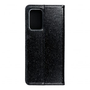 Forcell SHINING Book for  SAMSUNG A52 5G / A52 LTE ( 4G ) black