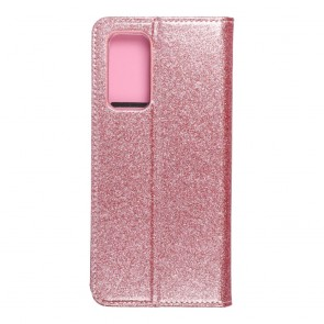 Forcell SHINING Book for  XIAOMI Mi 10T 5G / Mi 10T Pro 5G rose gold