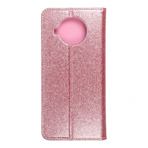 Forcell SHINING Book for  XIAOMI Mi 10T Lite 5G rose gold