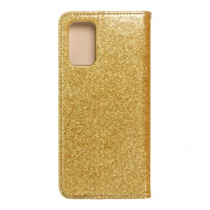 Forcell SHINING Book for  Xiaomi Redmi 9T gold