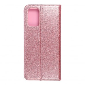 Forcell SHINING Book for  XIAOMI Redmi 9T rose gold