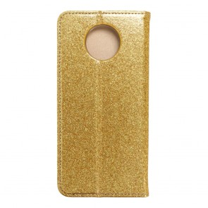 Forcell SHINING Book for  Xiaomi Redmi NOTE 9T 5G gold