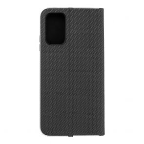 Forcell LUNA Book Carbon for Xiaomi Redmi 9T black