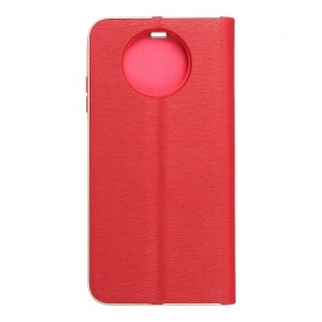 Forcell LUNA Book Gold for XIAOMI Redmi NOTE 9T 5G red