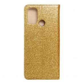 Forcell SHINING Book for  OPPO A53 2020 / A53s gold