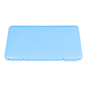 Protective box for masks 19x11cm - blue