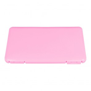 Protective box for masks 19x11cm - pink