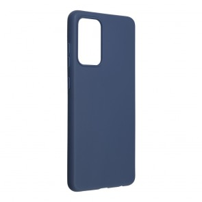 Forcell SOFT Case for SAMSUNG Galaxy A72 LTE ( 4G ) / A72 5G dark blue