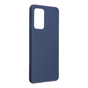 Forcell SOFT Case for SAMSUNG Galaxy A52 5G / A52 LTE ( 4G ) dark blue