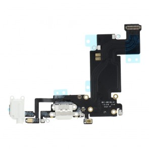 """IPHONE 6s PLUS 5,5"""" Lightning Connector and Headphone Jack - space WHITE"""