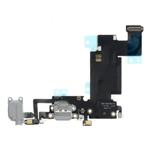 """IPHONE 6s PLUS 5,5"""" Lightning Connector and Headphone Jack - space black"""