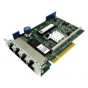 HP used ethernet adapter 629135-B21, 1GB, 4-port 331FLR