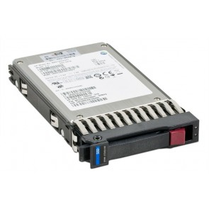 "HP used SATA SSD 691864-B21, 200GΒ, 6Gb/s, 2.5"", με Tray"