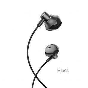 HOCO earphones M75 Belle Universal jack 3,5mm black