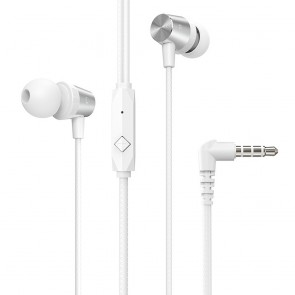HOCO earphones with microphone M79 Cresta white
