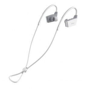 REMAX earphones stereo bluetooth RB-S19 white