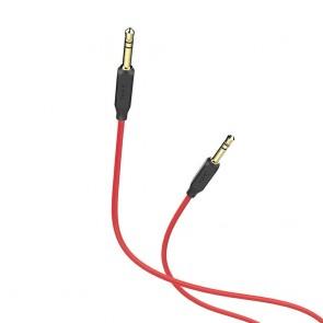 HOCO cable audio AUX Jack 3,5mm UPA11 black