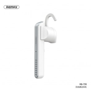 REMAX bluetooth earphone RB-T35 white