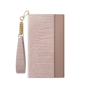 iDeal of Sweden case Clutch for IPHONE 8 / 7 / 6s / SE  Misty Rose Croco