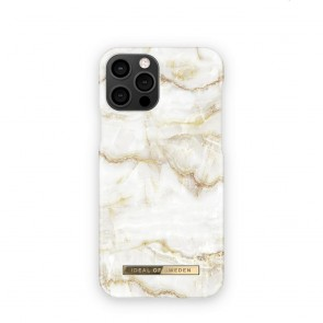 iDeal of Sweden for IPHONE 12 / 12 PRO Golden Pearl Marble