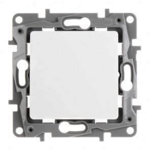 LEGRAND διακόπτης αλέ-ρετούρ 764501, μονός, λευκός