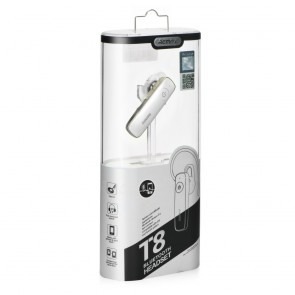 REMAX bluetooth earphones RB-T8 white