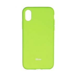 Roar Colorful Jelly Case - APP IPHO X / XS lime