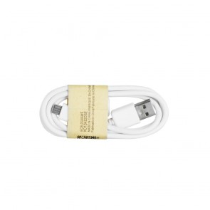 Cable USB Micro USB white ver. 1