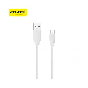 Cable AWEI CL982 MicroUSB white