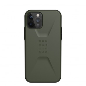( UAG ) Urban Armor Gear Civilian for IPHONE 12 PRO MAX olive